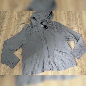 2️⃣for$5️⃣0️⃣ Torrid Lightweight Jacket